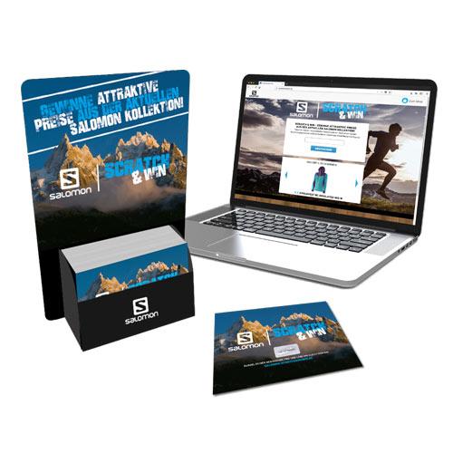 Online/Offline Gewinnspielaktionen